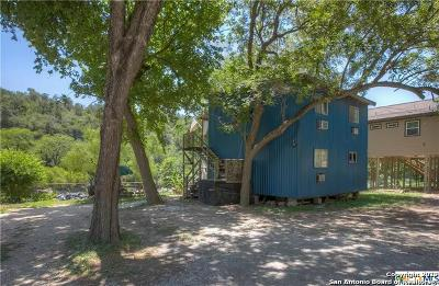 New Braunfels Single Family Home For Sale: 7260 River Rd