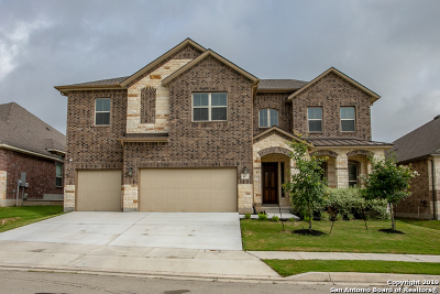 Cibolo Single Family Home Active Option: 817 La Luna