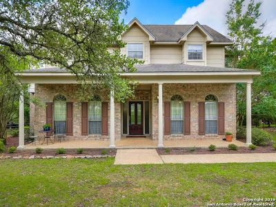 Boerne Single Family Home For Sale: 703 Dresden Wood Dr