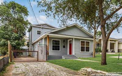 Alamo Heights, Olmos Park Single Family Home For Sale: 208 E Melrose Dr