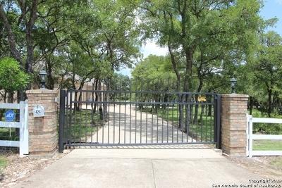 San Antonio Single Family Home For Sale: 424 Honey Oaks Ln