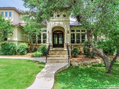 Boerne Single Family Home For Sale: 224 Menger Springs