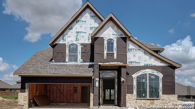 Boerne Single Family Home For Sale: 9755 Kremmen Place