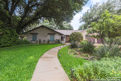 Windcrest Single Family Home Active Option: 506 Sunhaven Dr