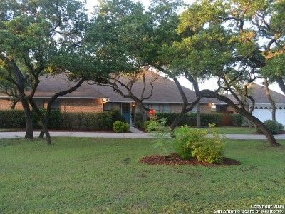 Helotes Single Family Home For Sale: 10707 Wynstone Pl