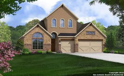 Boerne Single Family Home New: 101 Ravencrest