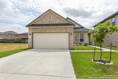 New Braunfels Single Family Home New: 4071 Legend Meadows