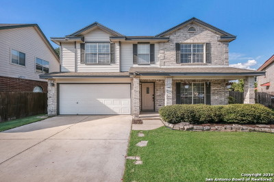 Helotes Single Family Home Price Change: 9507 Wasp Creek