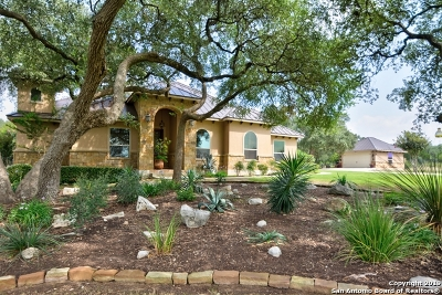New Braunfels Single Family Home For Sale: 260 Copper Trace