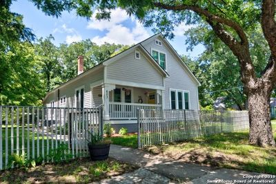 Kendall County Single Family Home New: 603 Broadway