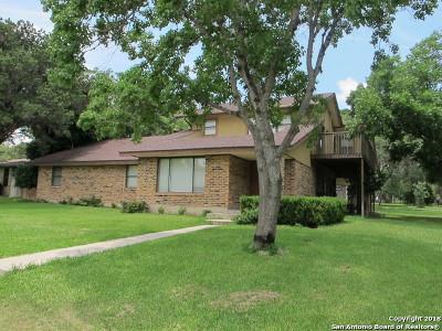 New Braunfels Rental For Rent: 806 Fredericksburg Rd