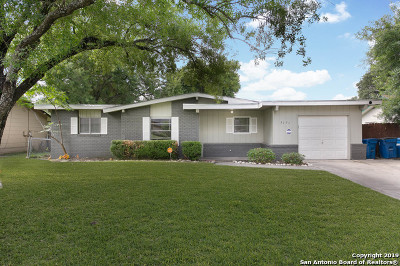 Kirby Single Family Home New: 5222 Borchers Dr