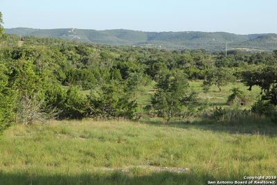 Pipe Creek Residential Lots & Land For Sale: Lot 3a Blevins Pass Ln