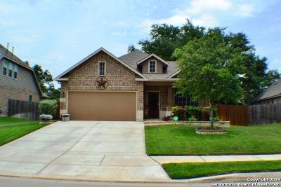 Schertz Single Family Home New: 10340 Shadowy Dusk