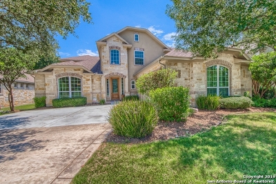 Timberwood Park Single Family Home For Sale: 1411 Crooked Stick