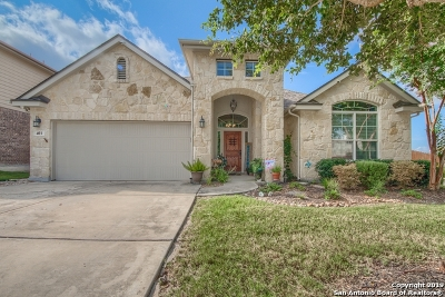 Cibolo Single Family Home Active Option: 401 Loch Lomond Dr