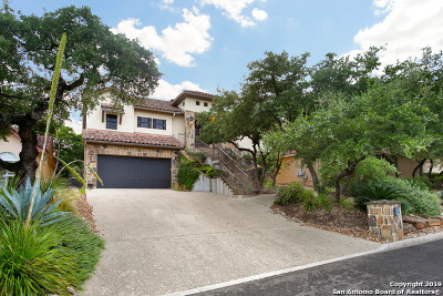 Fair Oaks Ranch Single Family Home New: 34 Falls Terrace