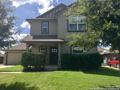 New Braunfels Single Family Home For Sale: 531 Wind Murmur