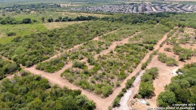 San Antonio Residential Lots & Land New: 5525 S Foster Rd