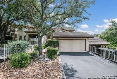 Boerne Single Family Home Active Option: 107 Tapatio Dr E