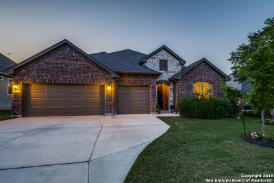 San Antonio Single Family Home For Sale: 8111 Merchants Lodge