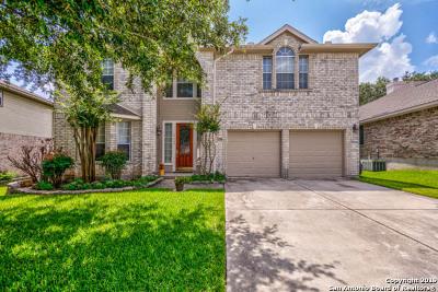 San Antonio Single Family Home For Sale: 21739 Luisa
