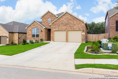 Bulverde TX Single Family Home For Sale: $339,900