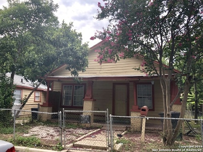 San Antonio Single Family Home For Sale: 205 Gould St