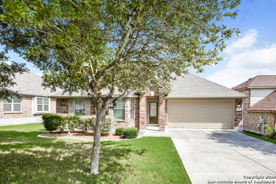 Guadalupe County Single Family Home New: 970 Oak Park