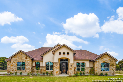 Floresville Single Family Home New: 336 Abrego Lake Dr