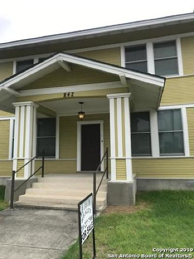 San Antonio Multi Family Home For Sale: 842 E Guenther St