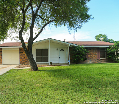 Kirby Single Family Home Active Option: 5425 Arneson Dr