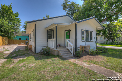 Guadalupe County Single Family Home New: 223 Terrell St