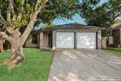 Schertz, Cibolo Single Family Home New: 1040 Andrew Low