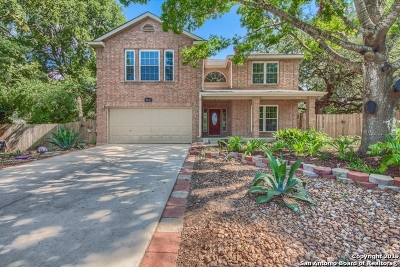 Schertz Single Family Home New: 3521 McAlister Ln