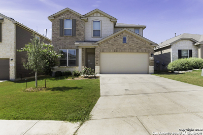 San Antonio Single Family Home Back on Market: 9731 Marbach Crest