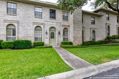San Antonio Condo/Townhouse New: 8415 Fredericksburg Rd #403