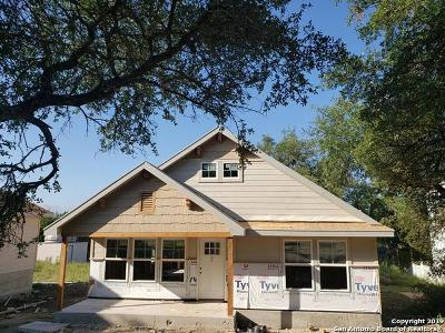 Canyon Lake Single Family Home New: 246 Lighthouse