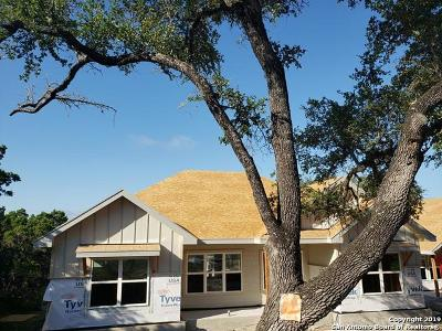Canyon Lake Single Family Home New: 258 Lighthouse