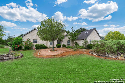 Kerrville Single Family Home New: 1355 Landmark Rd