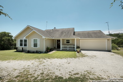 Helotes Single Family Home New: 146 W Private Road 182