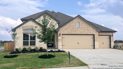 Cibolo Single Family Home New: 228 Wexford