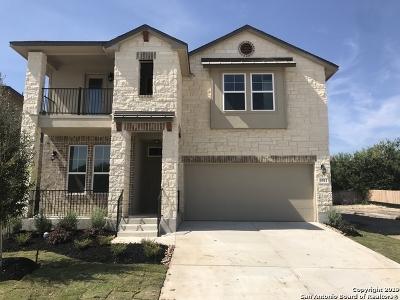 Alamo Ranch Single Family Home Price Change: 5911 Calaveras Way