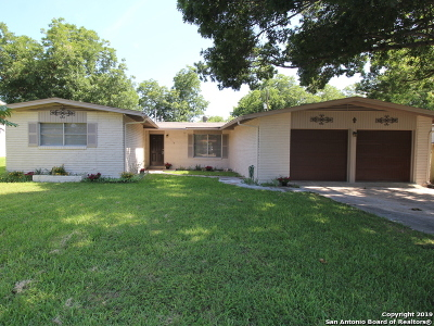 Single Family Home New: 1110 Mt Serolod Dr