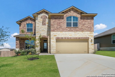Cibolo Single Family Home New: 536 Saltlick Way