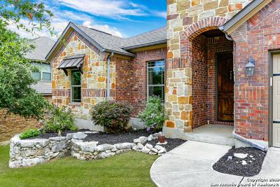 Timberwood Park Single Family Home Price Change: 1014 Solitude Cove