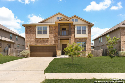 Cibolo Single Family Home New: 712 Morgan Run