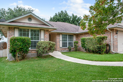 Guadalupe County Single Family Home Price Change: 2176 Bentwood Dr