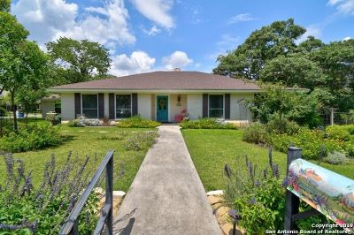 Kerrville Single Family Home New: 1212 Oriole Dr