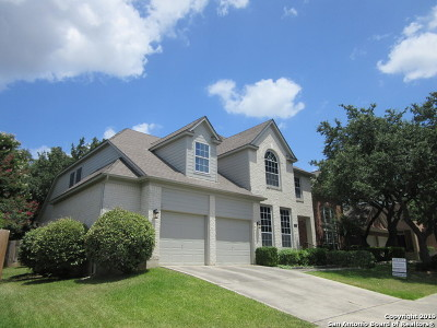 Stone Oak Single Family Home For Sale: 1333 Holmes Ln